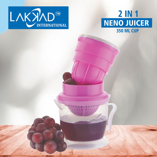 Neno Fruit Juicer Machine For Home Hand | Manual Juicer
