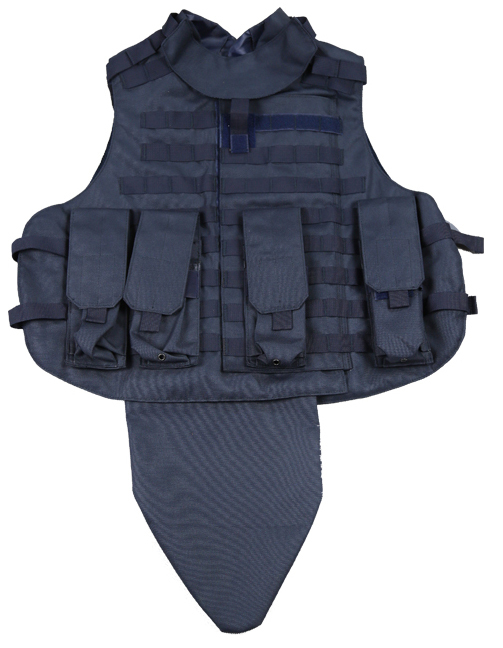 NIJ IIIA Ballistic Jacket
