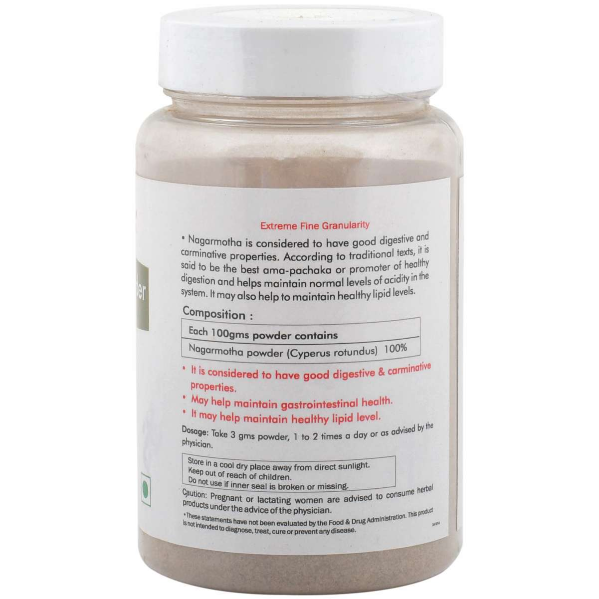 Ayurvdedic Nagarmotha Powder For Immunity Booster