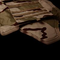 Military Desert Camouflage Ballistic Vest