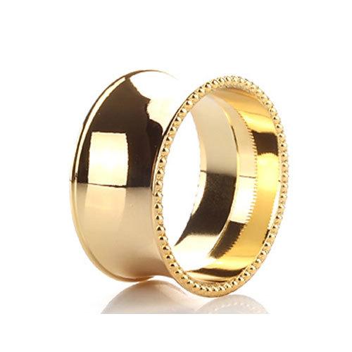 Brass Desire Napkin Ring