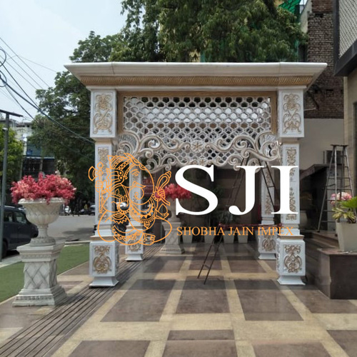 Contemporary Mandap