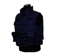 NIJ IIIA Navy Blue UHMWPE Bulletproof Jacket