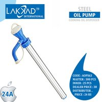 Oil Pump Stainless Steel