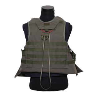 NIJ IIIA Quick Release Ballistic Vest