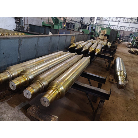 Forged Steel Roller Shaft