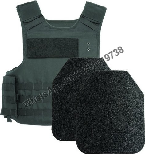 Tactical Aramid UHMWPE Ballistic Jacket