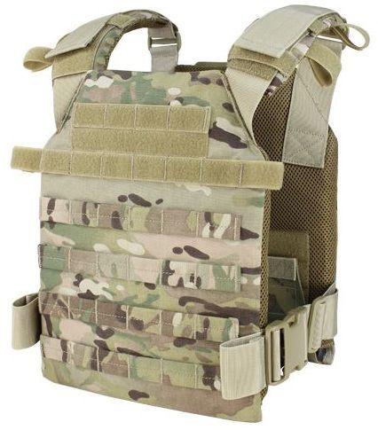 Tactical Aramid UHMWPE Ballistic Jacket