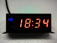 GPS Clock 1 inch