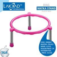 Ring Matka stand