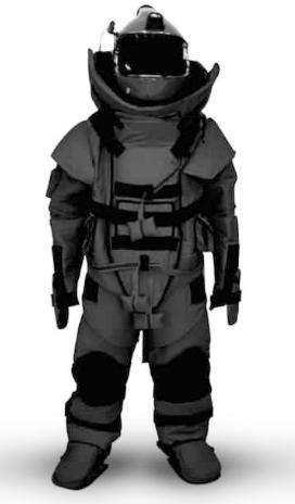 Explosive Suit