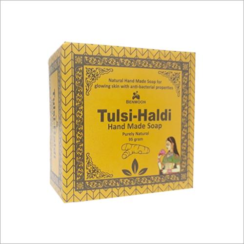 Tulsi Haldi Hand Made Soap