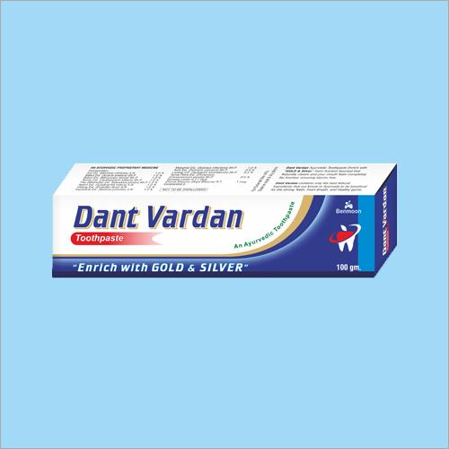 Dant Vardan Ayurvedic Toothpaste