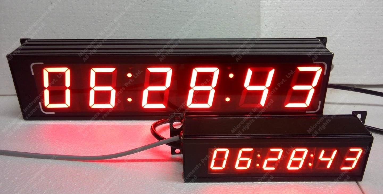 GPS Clock 2 inch
