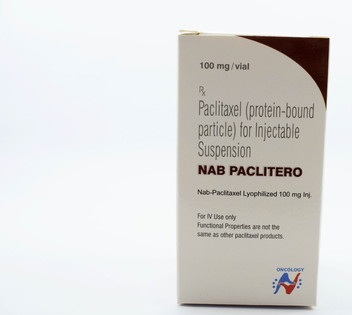 Paclitaxel(Protien-Bound Particle) For Injection Suspension