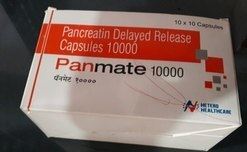 Pancreatin Delayed Release Capsule 10000