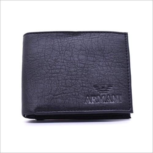 Mens Black Designer Wallet