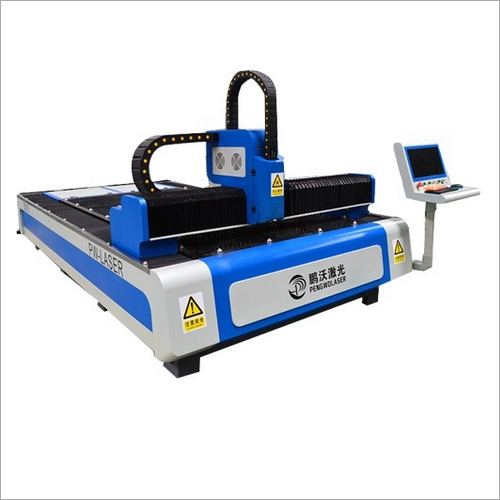 Metallic Sheet Fiber Laser Cutting Machine