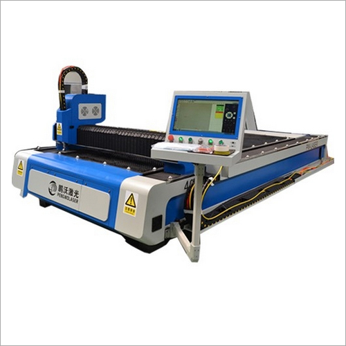 Single Table Fiber Laser Cutting Machine
