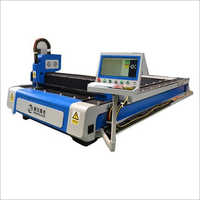 High Efficiency Fiber Laser Cutting Machine