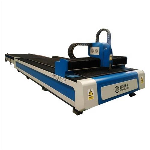 CNC Metal Fiber Laser Cutting Machine