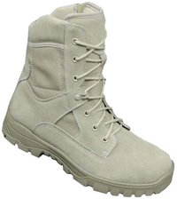 Germany Army Special Force PU Rubber Dual Density Desert Boot