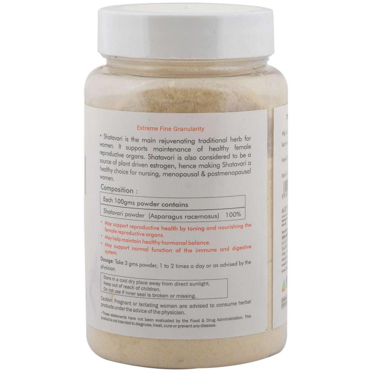 Ayurvedic Shatavari Powder Women's health