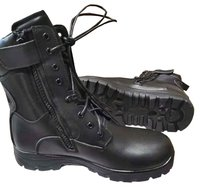 Latest Popular African Army Police Boot