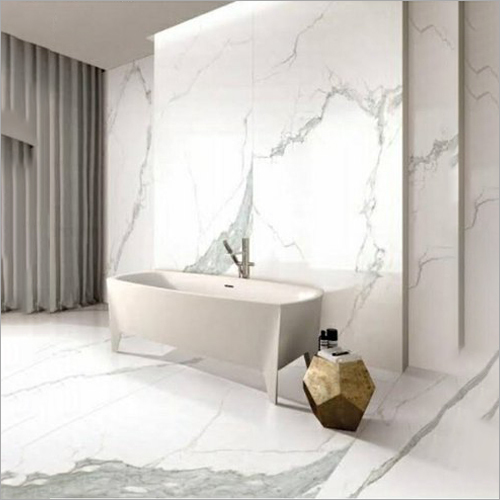 Bathroom Floor Marble Tile