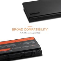 Laptop Battery for ACER Extensa