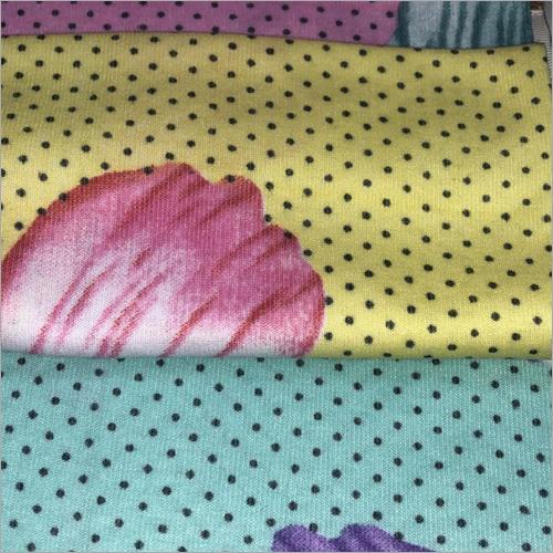 Ladies Nighty Cotton Lycra Fabric