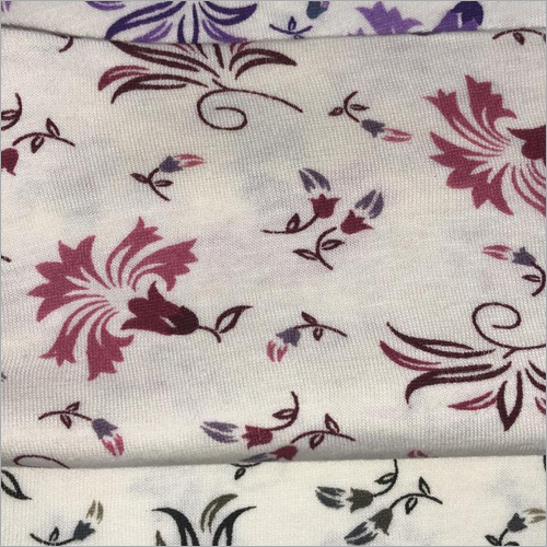 Ladies Nighty Cotton Fabric