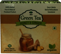 Chocolate Green Tea
