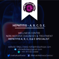 Non Invasive Diagnosis & Treatment for Hepatitis