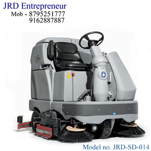 Nilfisk 1100-S Ride on Scrubber Dryer