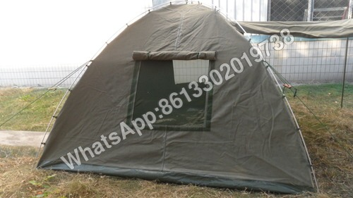 Botswana Army Used Military BGP Tent Bow With Steel Frame