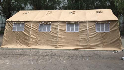UAE Army Khaki Waterproof Military Relief Tent