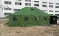 African Army 24persons Military Refugee Tent