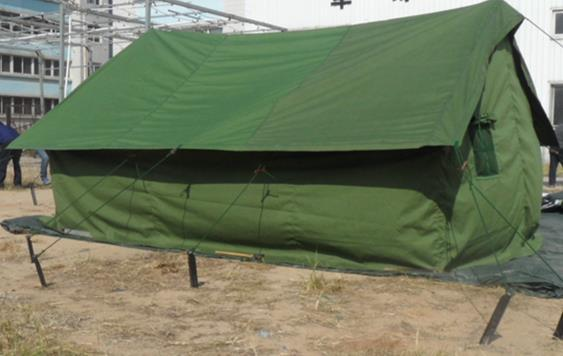 Africa Army 6persons Military Relief Tent