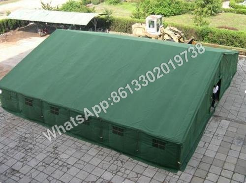 Military Refugee Tent