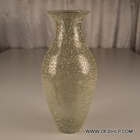 Big Size Mosaic Glass Flower Vase