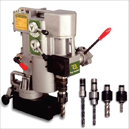 Portable Drilling & Tapping Machine
