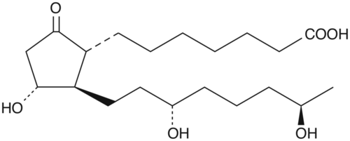 Hydroxy Prostaglandin E1 Chemical