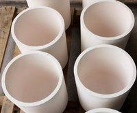 Alumina Ceramic Crucible for Materials Melting