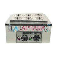 Water Bath Rectangular Single Wall Labappara