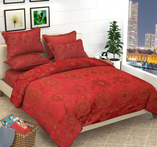 Polyester Bedsheet