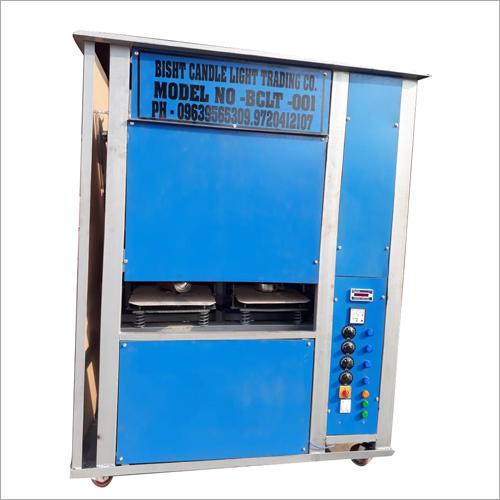 Fully Automatic Paper Dona Plate Making Machine