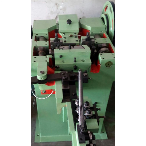 Automatic Nail Wire Machine