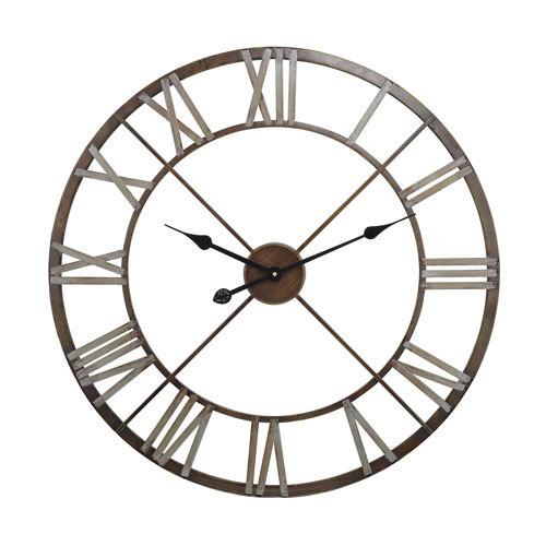 Metal Roman Wall Clock