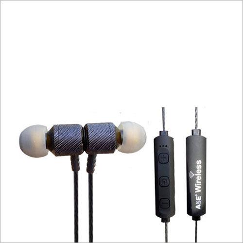 ASE Metal Wireless Magnetic Bluetooth Handsfree